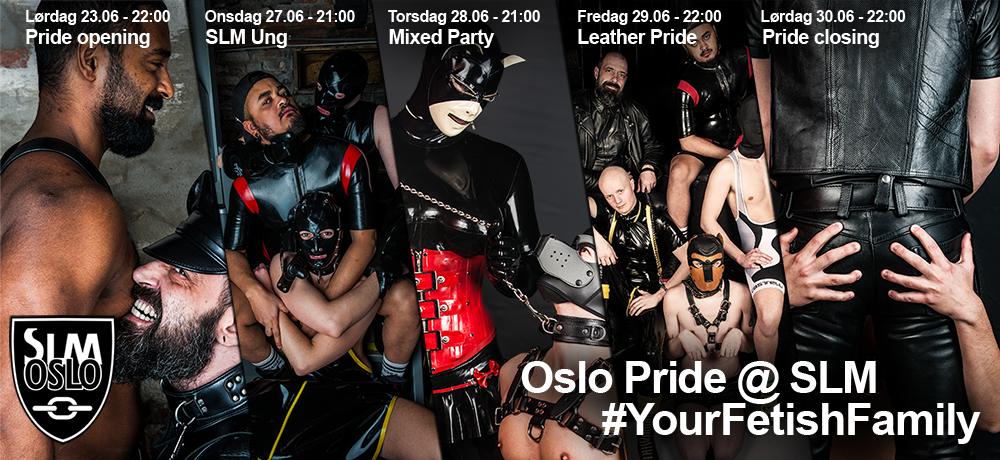 PRIDE: – #YourFetishFamily